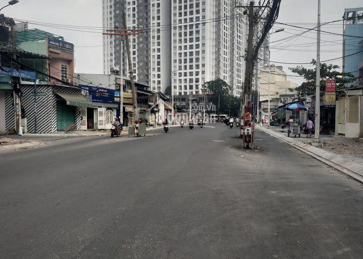 Mặt tiền Tô Hiệu, Tân Phú, 13x60m (NH: 16m), cấp 4, giá 75 tỷ TL