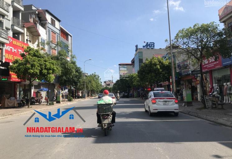 Bán nhà 3 tầng lô góc 3 mặt thoáng phố Ngô Xuân Quảng, Trâu Quỳ, Gia Lâm. LH 097.141.3456