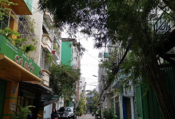 Bán nhà HXH thông 3 hướng Trần Huy Liệu, Phú Nhuận 14 tỷ chính chủ không qua môi giới LH 0983381472