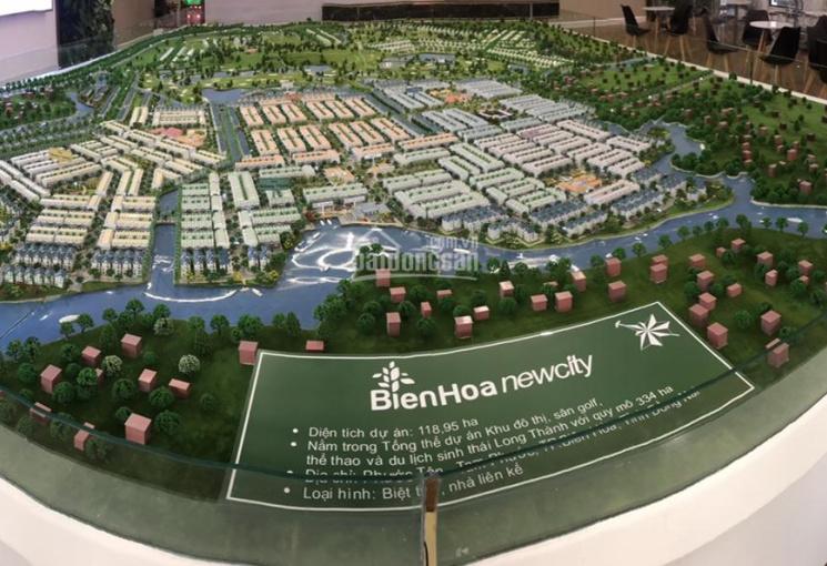 Chủ đầu tư Hưng Thịnh mở bán 200 nền dự án Biên Hòa New City, giá gốc từ CĐT thanh toán trước 50%