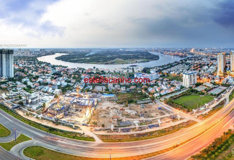 Bán căn hộ Masteri Thảo Điền, 3PN giá 4,8 tỉ - 6 tỉ, 2PN ,giá 3,5 tỉ