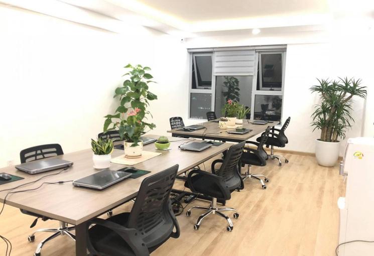 Giảm giá 10% 3 tháng tiền thuê VP duy nhất tại up office, 18m2 - 35m2 - 55m2 - 100m2 full đồ & DV