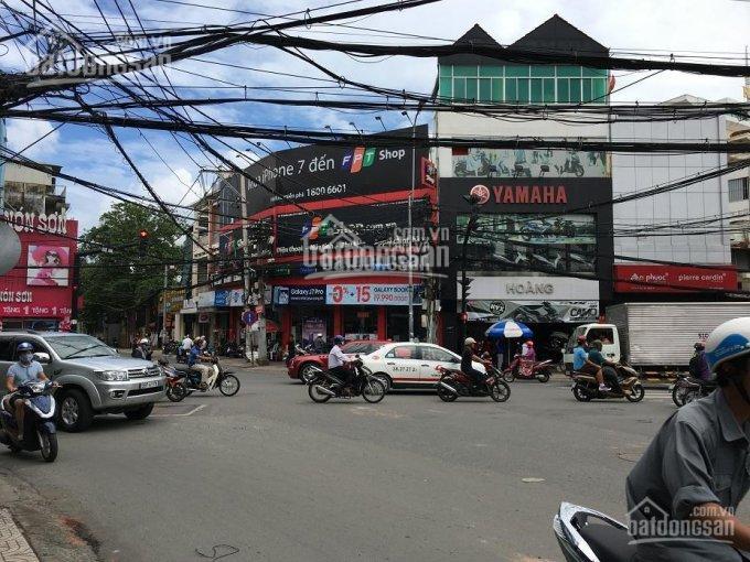 Bán tòa nhà mặt tiền Phan Đăng Lưu, quận Phú Nhuận, 8x18m. 1 trệt 5 lầu giá 39,5 tỷ