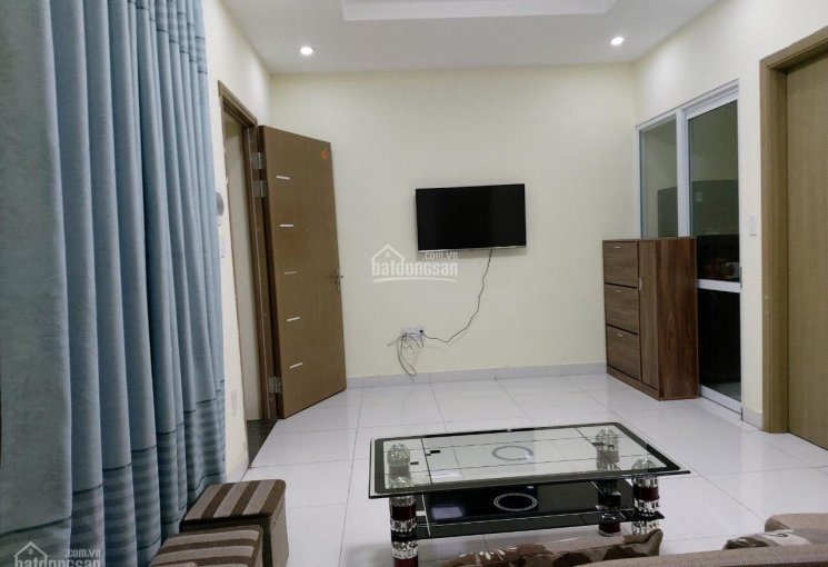 Cho thuê chung cư Hoàng Huy diện tích 63m2, ban công Đông, giá 4 tr/th