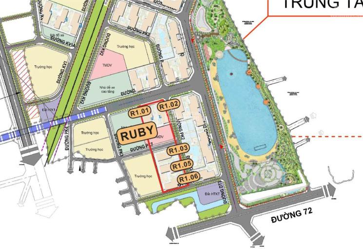 Vinhomes Smart City trực tiếp từ CĐT - chiết khấu lên tới 13,5% quà tặng 45 triệu