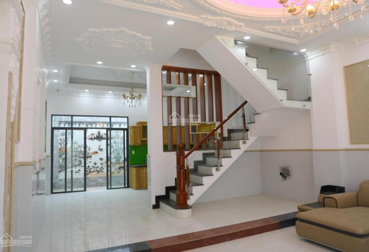 Cần bán gấp nhà mới xây đường Đào Tông Nguyên, Phú Xuân, Nhà Bè, 81m2, giá thương lượng, SHR