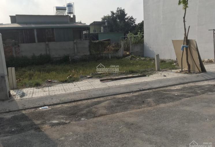 Bán đất TP có sổ cho trả góp để xây nhà, cách An Xương 20', mặt tiên LH2 Củ Chi giá 899tr/1 nền