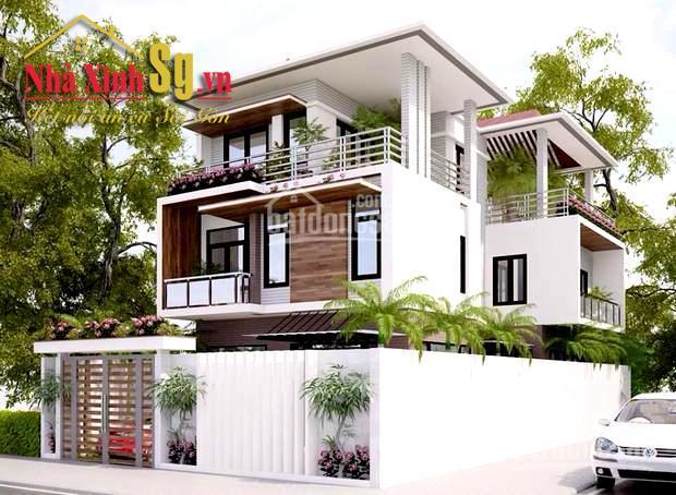 Smart Villas Bình Chánh biệt thự thông minh tại KĐT Nhà Xinh Residential 3.9 tỷ/căn trả góp 0 LS