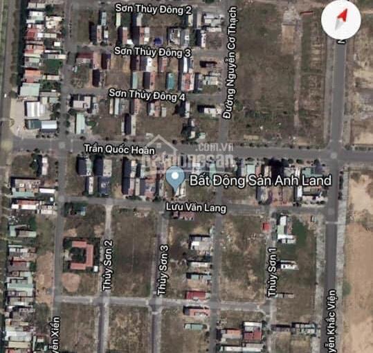 Cần bán đất đường Sơn Thuỷ Đông - Đối lưng đường Trần Quốc Hoàn. LH: 0906443613