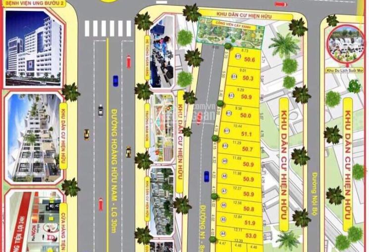 Chính chủ cần bán lô đất ngay mặt tiền đường Số 1, Hoàng Hữu Nam, cách Bến Xe Miền Đông Mới 500m