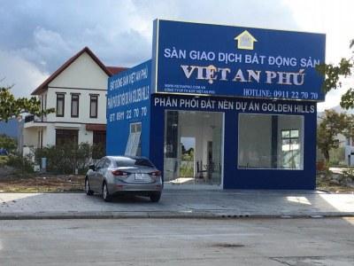Bán đất khu A Golden Hills, gần trường học Đàm Quang Trung - 0914 771 331