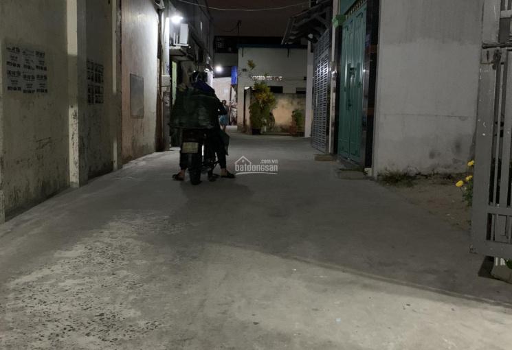 Bán nhà 1 trệt 1 lầu 1/ Nguyễn Văn Quá, F. Đông Hưng Thuận, Q12