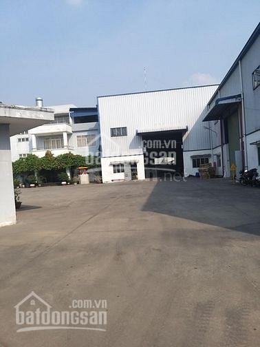 Cho thuê kho xưởng 2.000m2 tại xuân thới sơn hóc môn đường xe công không cấm tải, giá 50.000/m2
