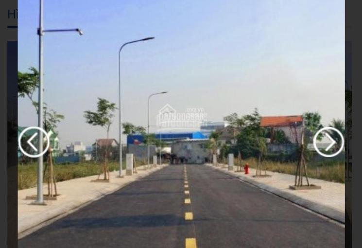 Bán 72m2 đất khu dân cư đường An Phú Đông 27, Quận 12, sổ hồng riêng