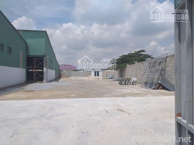 Cho thuê kho xưởng Lê Thị Riêng, Thới An, Quận 12, DT: 500m2, giá 25 tr/th