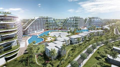 Định cư nước ngoài nên cần bán lại căn hộ Coastal Hill của FLC 5* full nội thất LH: 0934.997.916