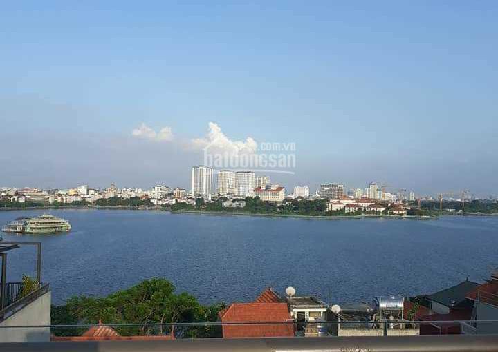 Bán nhà 40m2, 5T, phố Trích Sài, ô tô đỗ cửa, 7,8 tỷ, tầng 4, 5, trọn view Hồ Tây. LH 0961668362