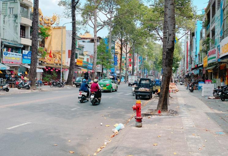 Bán nhà góc 2 mặt tiền Lê Lợi phường 4 Gò Vấp 20x25m đang cho thuê 90 triệu/tháng