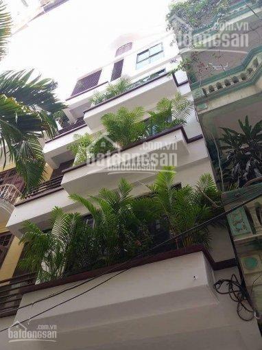 Cần bán nhà 5 tầng khu TT Học viện An Ninh DT 46m2, Mt 3.6m, hướng ĐN. LH 0971216792