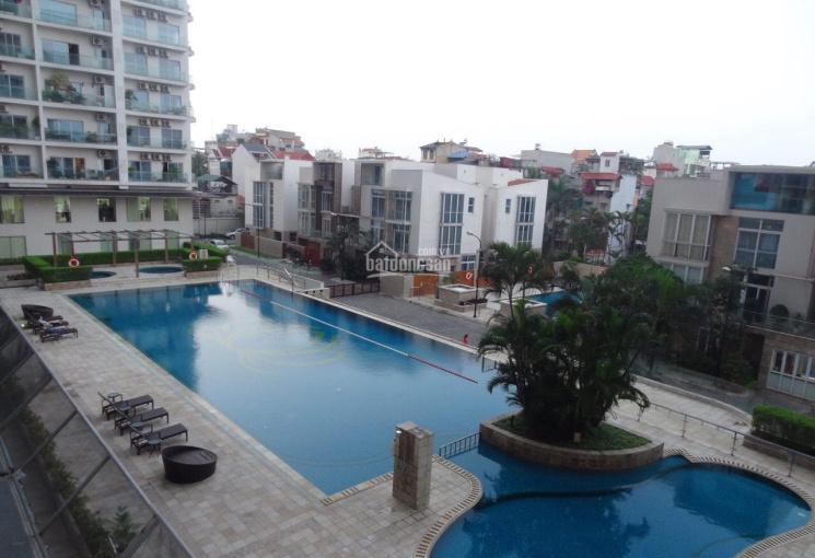 Bán căn hộ 113,2m2, view hồ, giá tốt