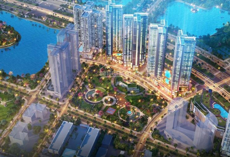 Chính chủ bán thu hồi vốn căn hộ 2PN Quận 7 Eco Green Sài Gòn giá 3.1 tỷ diện tích 65.11m2