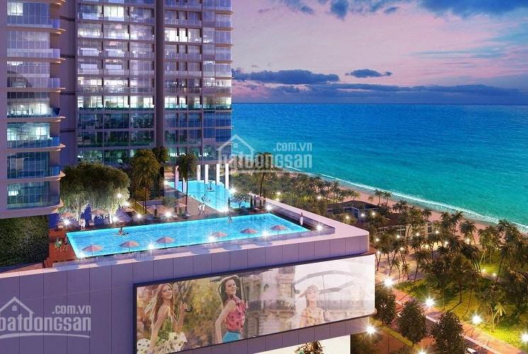 Sang nhượng rẻ căn hộ nghỉ dưỡng mặt biển ngay TP. Quy Nhơn, 51m2 2PN full nội thất 5*, giá 1.95tỷ