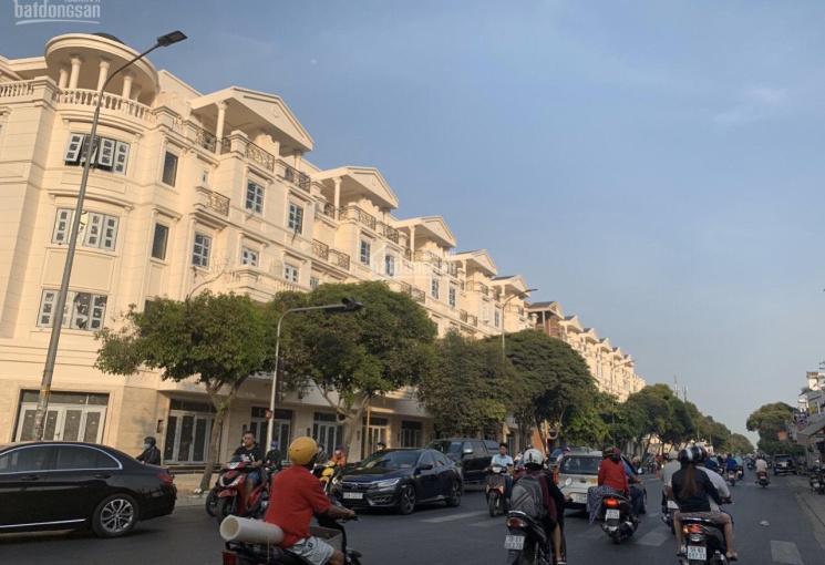 Bán nhà mặt tiền Phan Văn Trị, khu dân cư Cityland Park Hills