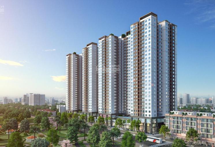 Căn hộ 2PN + 1 đa năng đẹp nhất dự án Phương Đông Green Park. Giá 23 triệu/m2