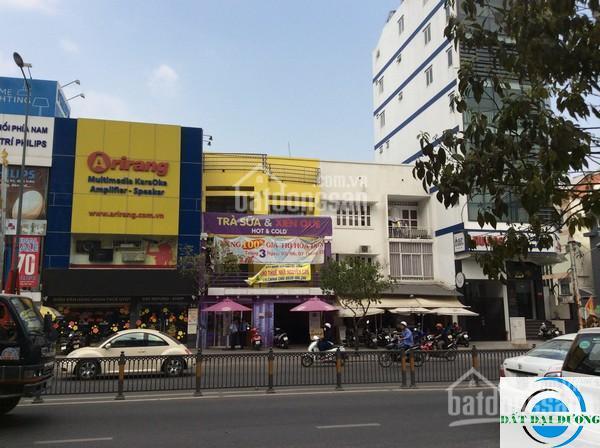 Cần bán gấp căn nhà mặt tiền đường Trường Chinh, P12, Tân Bình. Gần Nguyễn Thái Bình 7.5x37m nở 10m