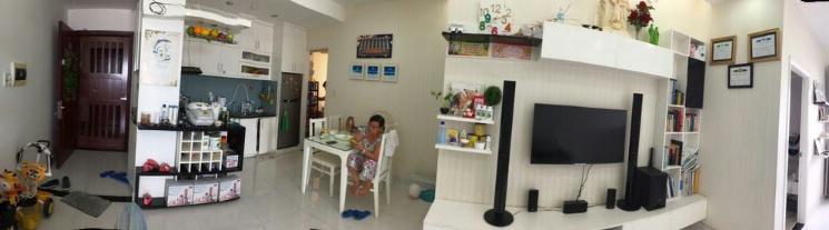 Chính chủ cho thuê căn hộ Carillon HHT, Q. Tân Bình, 90m2, full nội thất, 11tr/th. Tell 0936322077