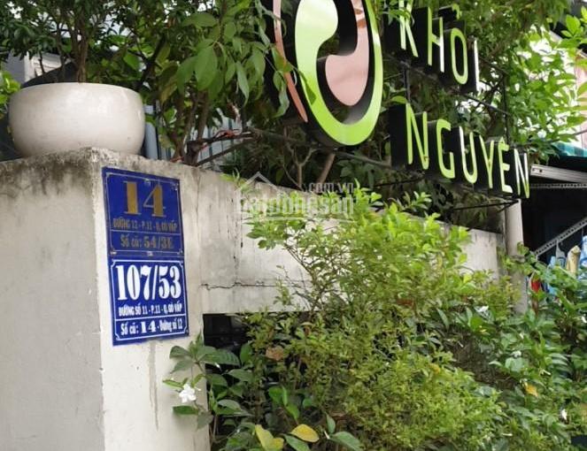 Bán nhà MT Nguyễn Văn Khối DT: 6 x 14m, HĐT: 15tr/th, giá: 7.1 tỷ
