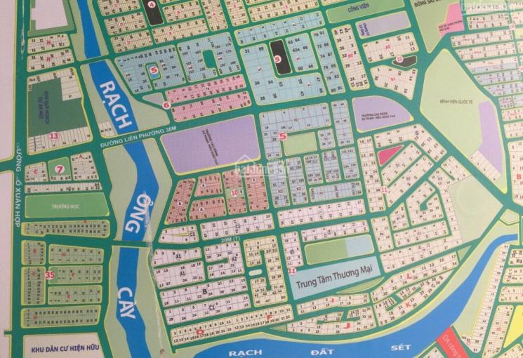 Bán 1 số lô đất dự án Kiến Á, Quận 9, diện tích nhà phố, biệt thự, phường Phước Long B, Q9