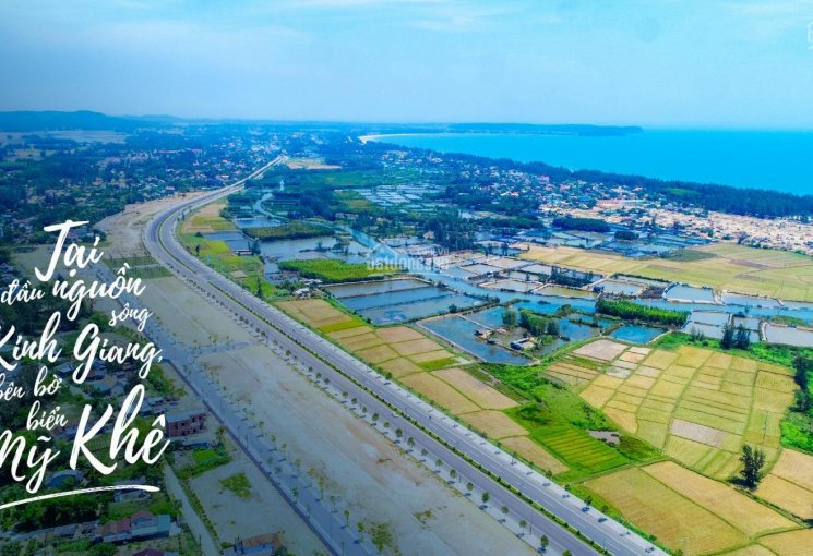 Bán 100m2 đất ven biển Mỹ Khê dự án trọng điểm siêu lợi nhuận cho giới đầu tư chỉ từ 895 triệu