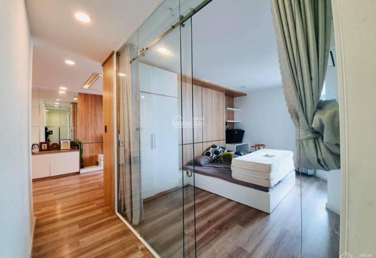 Cho thuê căn 2 PN 92m2 HATB, nội thất ở ngay, giá bao rẻ nhất hiện tại 10tr/tháng, LH 0909107705