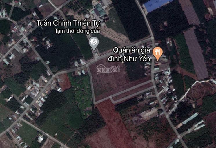 Cần tiền bán gấp lô đất 500m2 đất CLN, mặt tiền nhựa 7m, đường Bàu Cạn, xã Long Phước, Long Thành