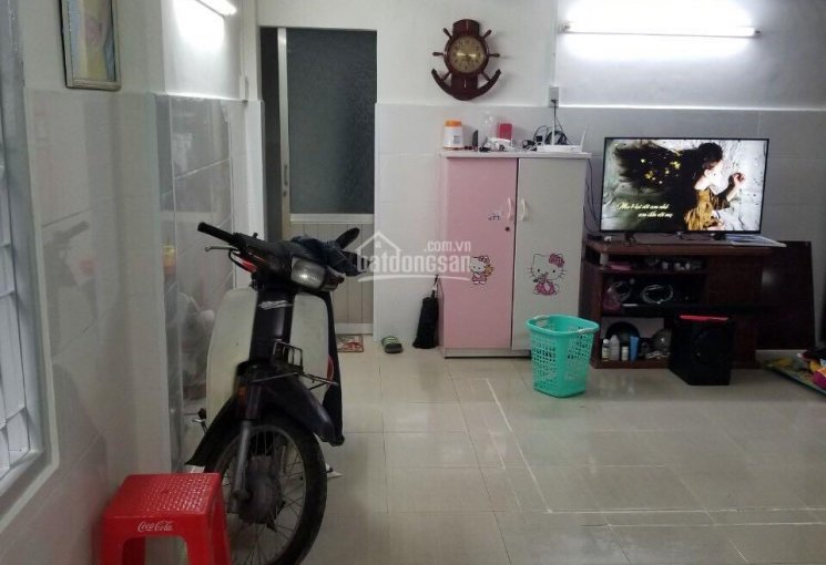 Bán nhà 46.3m2 hẻm Nguyễn Trãi khu Vườn Dương, giá chỉ 1.6 tỷ