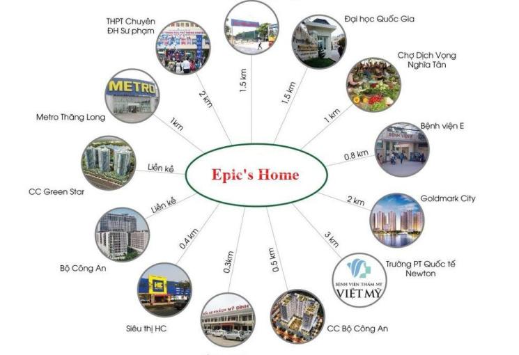 Chính chủ cần bán căn hộ tầng 9 view nội khu chung cư Bộ Công An 43 Phạm Văn Đồng