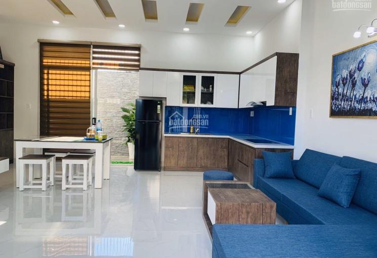 Bán nhà 3 tầng sát KĐT Vĩnh Điềm Trung, TP Nha Trang. Full nội thất, giá 2.8 tỷ