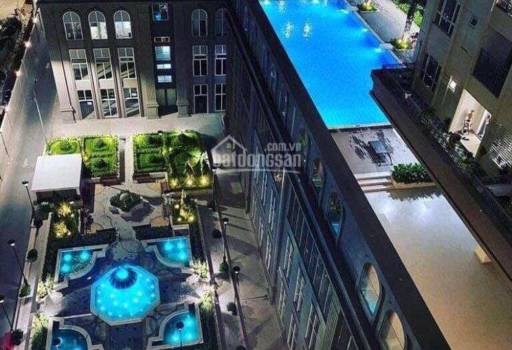 Bán gấp căn hộ Sài Gòn Mia, 78m2, 2PN, giá 3,75 tỷ, view hồ bơi, full nội thất 100% LH 0946867694