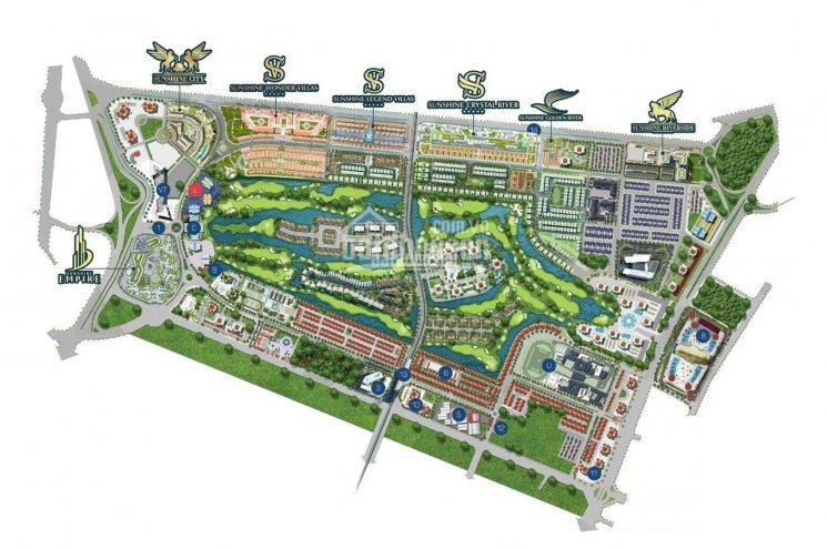Bán mảnh đất quy hoạch tại KĐT Ciputra làm dự án trường học quốc tế. LH xem nhà: 0988154585