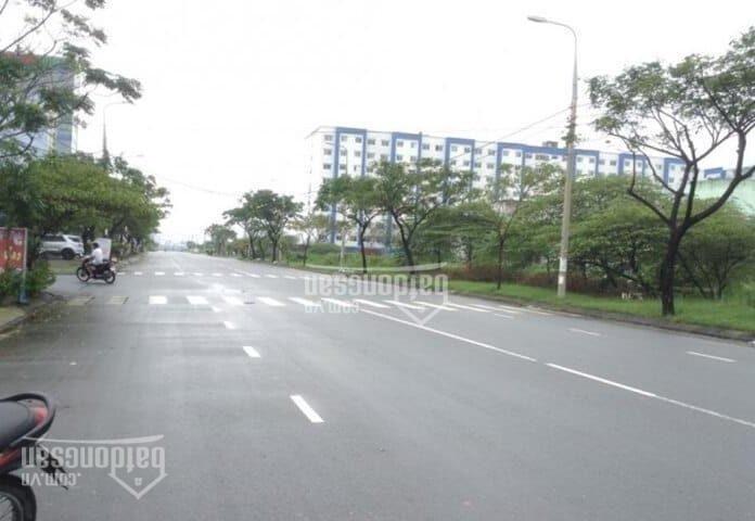 Bán lô đất 2 mặt tiền đường 15m Hồ Hán Thương và đường 10.5m Phạm Huy Thông - 272m2 - Giá siêu rẻ