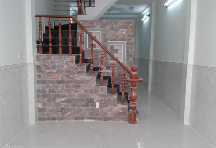 Nhà 3 tầng, DT 3,5x15m, có sân đậu xe, bến Phú Định P16, Q8
