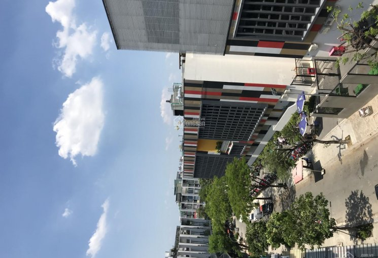 Bán toà nhà văn phòng KĐT Vạn Phúc 10x17, 5 tầng, đang cho thuê 60 triệu, bán gấp 20 tỷ