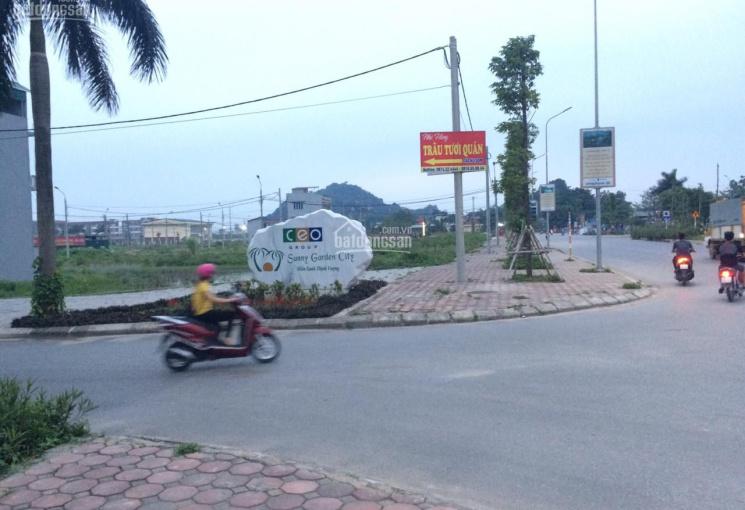 Chuyển nhượng thửa đất mới trúng đấu giá khu đất Dịch vụ CEO Sài Sơn, Quốc Oai khu DLTuấn Châu