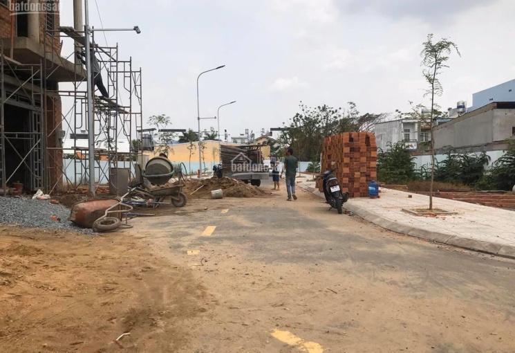 Bán lô đất đẹp đường 12m 1 sẹc Lê Văn Khương, Q. 12 cách nhà máy bia Tiger 100m, LH 0902.683.022