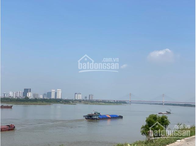 Bán 1.500m2 đất thổ cư view sông Hồng, chân cầu Tứ Liên tại xã Xuân Canh huyện Đông Anh, TP Hà Nội