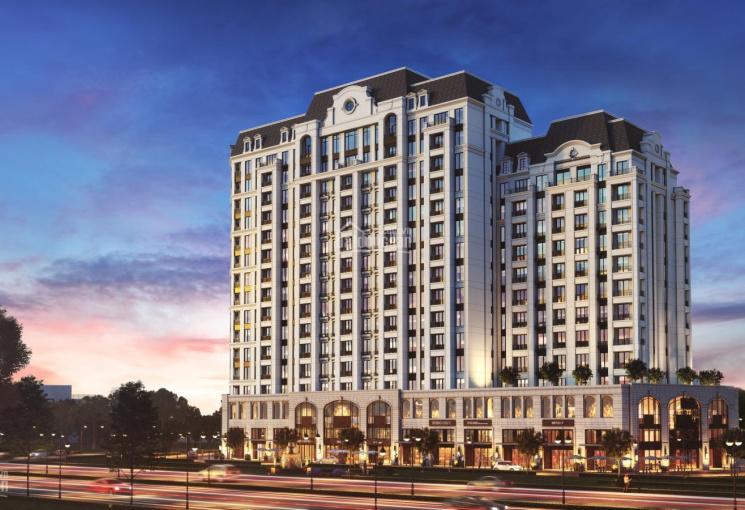 Mở bán căn hộ 35tr/m2 100% view sông dự án Swan Bay chiết khấu đến 8%, LH 0909350622