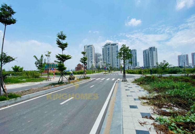 Chính chủ bán gấp đất nền nhà phố Sài Gòn Mystery diện tích 7x20m (140m2), đường 18m, giá 19.1 tỷ