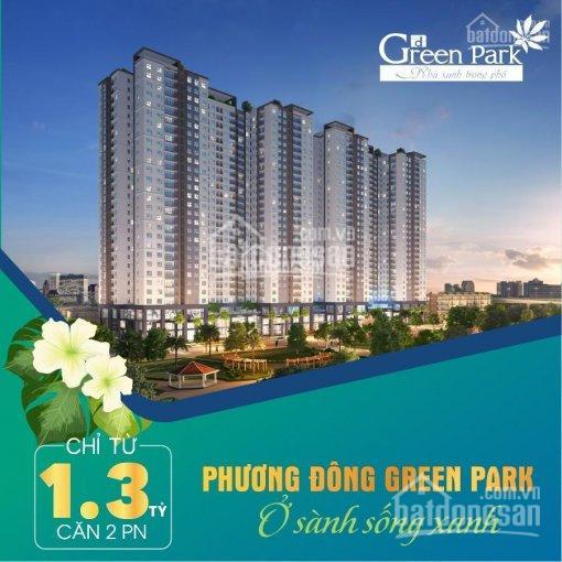 1,4 tỷ sở hữu căn 2PN, view thoáng 4 mặt hồ, mặt đường lớn gần Giải Phóng, có bể bơi, sân vườn