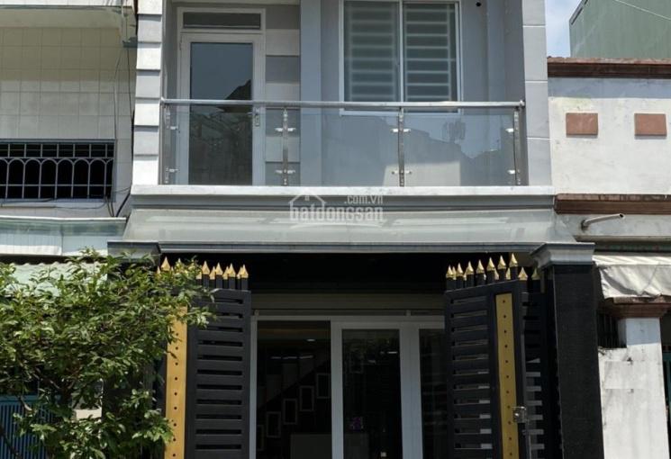 Nhà đường Số 12 KDC Bình Phú 1, 4,1x16m, NH 4,6m, 4 tấm, nhà đẹp